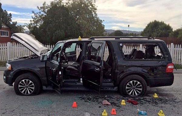 masina folosita la un atac